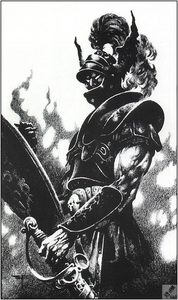 Ilustración de Raum del interior del libro