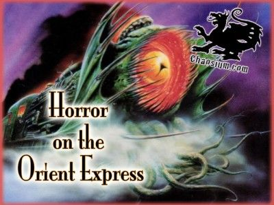 horror orient express