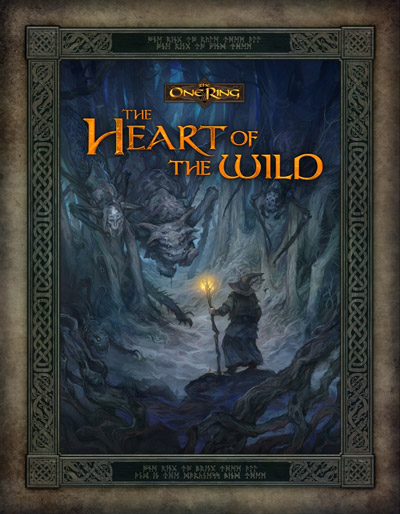 Portada de The Heart of the Wild