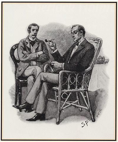 Fuente: The Sherlock Holmes Museum