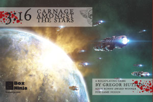 Jugamos a 3:16 Carnage Among the Stars