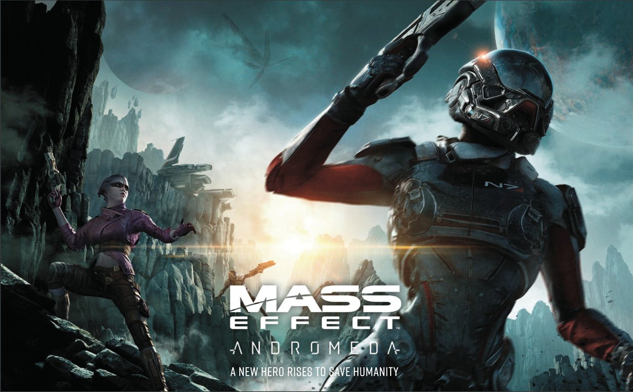 Mass Effect Andromeda, un  montón de ideas